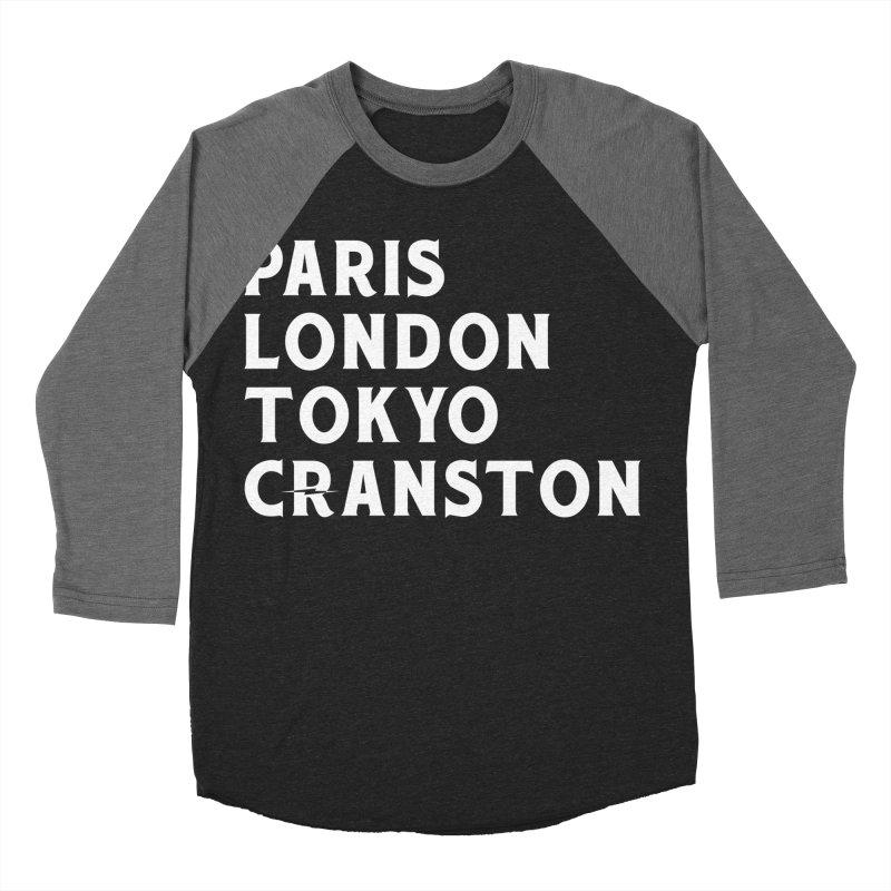 Revival Cranston Women's Baseball Triblend Longsleeve T-Shirt by Revival Brewing