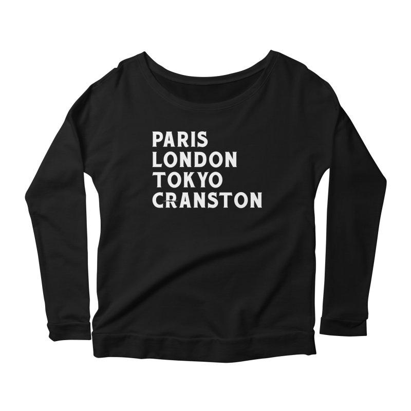 Revival Cranston Women's Scoop Neck Longsleeve T-Shirt by Revival Brewing