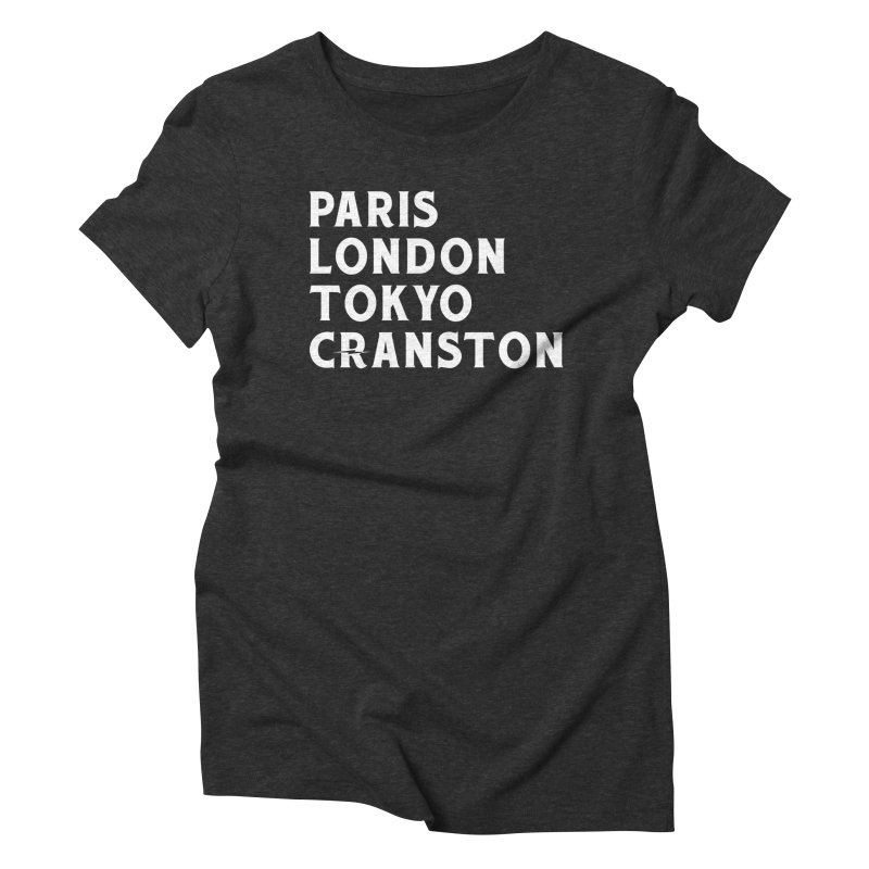 Revival Cranston Women's Triblend T-Shirt by Revival Brewing