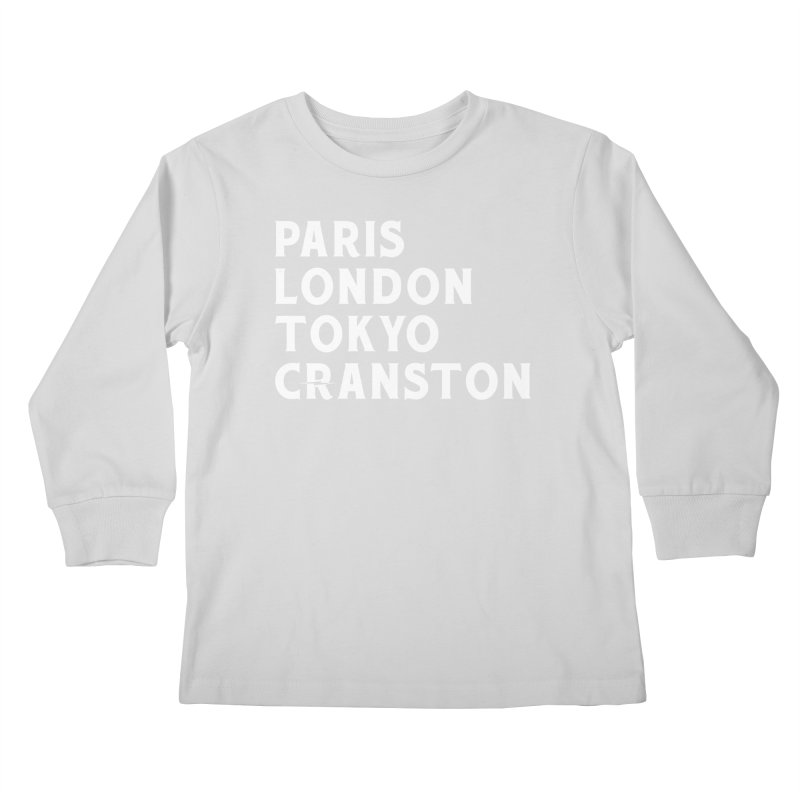 Revival Cranston Kids Longsleeve T-Shirt by Revival Brewing
