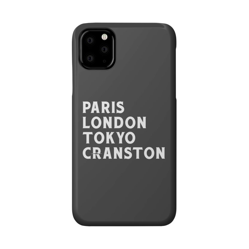 Revival Cranston Accessories Phone Case by Revival Brewing
