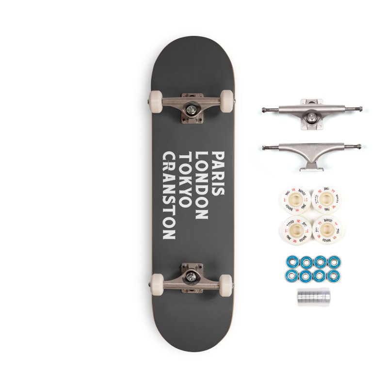 Revival Cranston Accessories Complete - Premium Skateboard by Revival Brewing