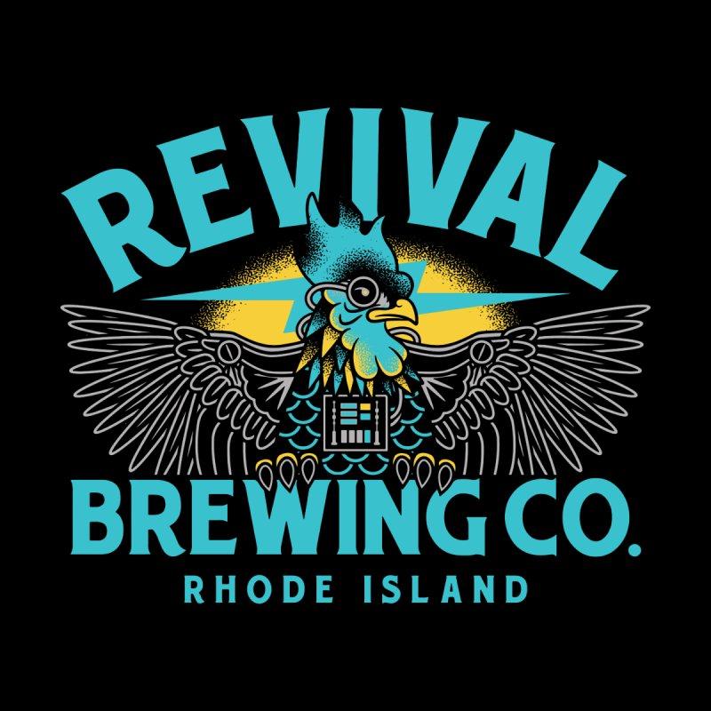 Revival Darth Rhody Men's T-Shirt by Revival Brewing