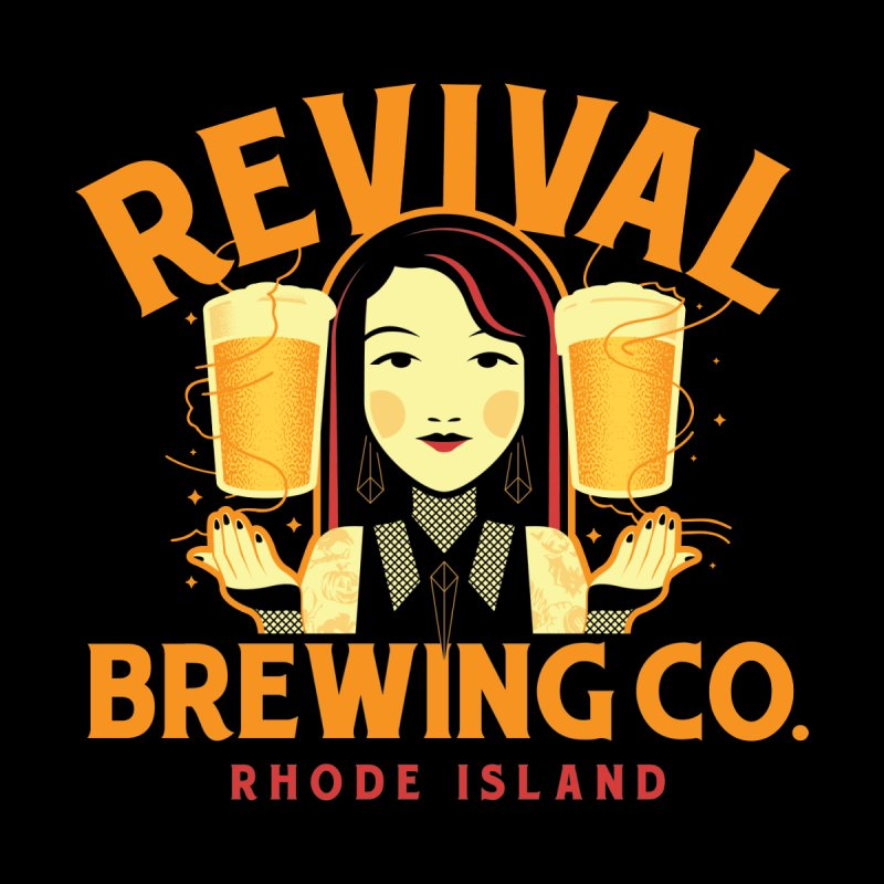Revival Helena Men's T-Shirt by Revival Brewing