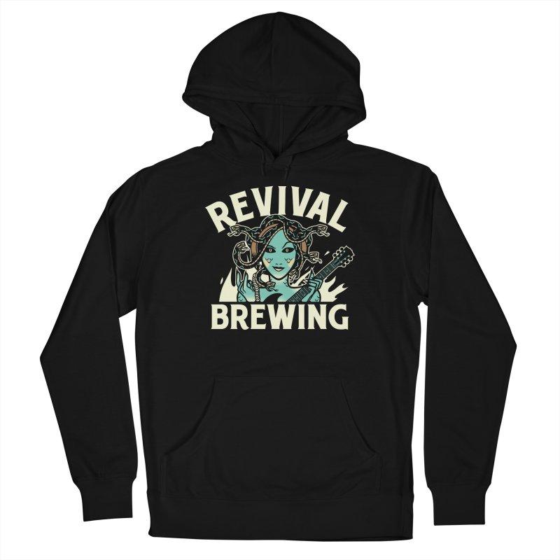 Revival Medusa Men's Pullover Hoody by Revival Brewing