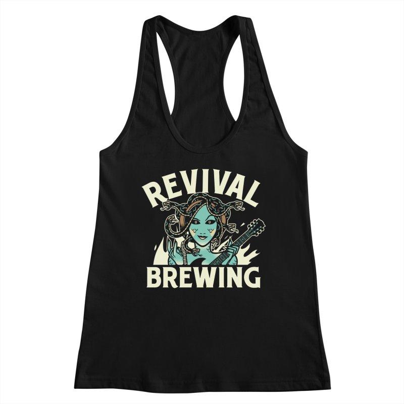 Revival Medusa Women's Tank by Revival Brewing