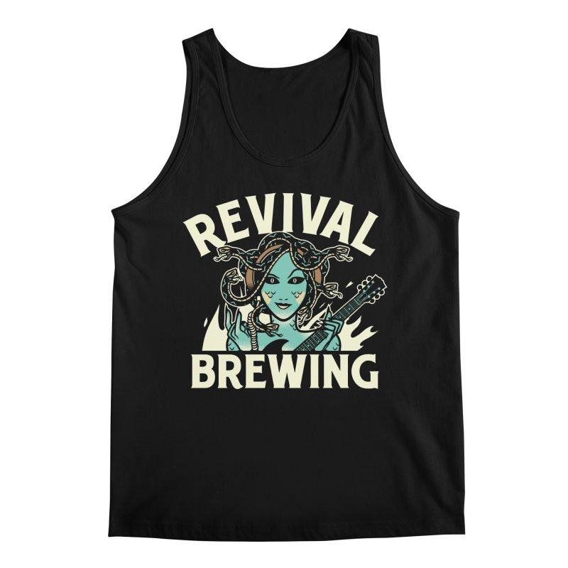 Revival Medusa Men's Tank by Revival Brewing