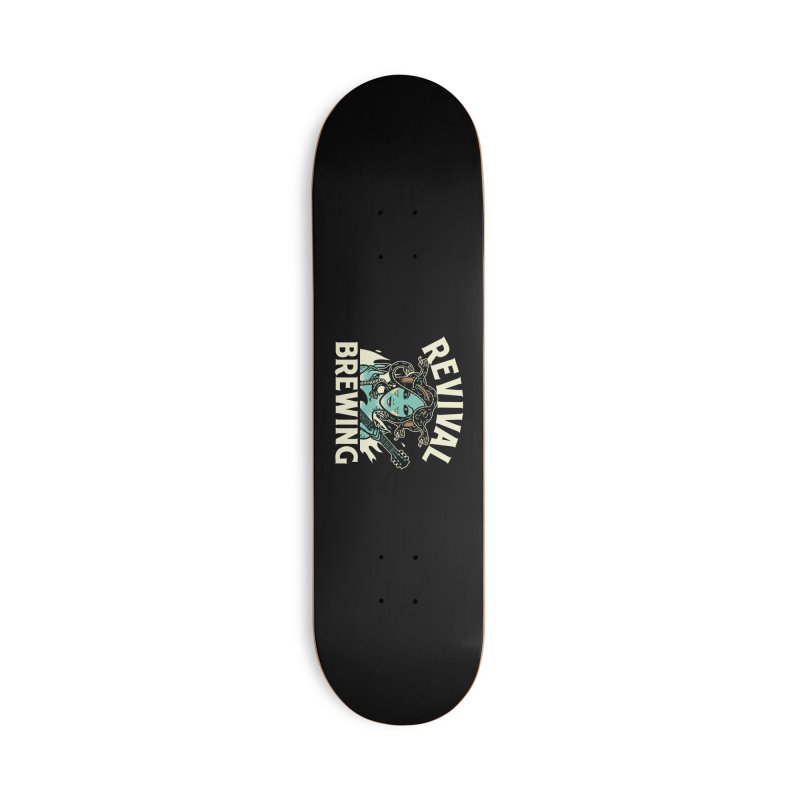 Revival Medusa Accessories Skateboard by Revival Brewing