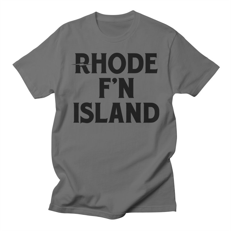 Revival Rhode F'n Island Men's T-Shirt by Revival Brewing