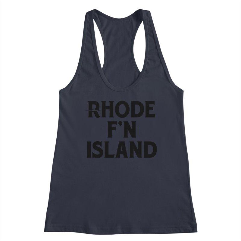 Revival Rhode F'n Island Women's Tank by Revival Brewing