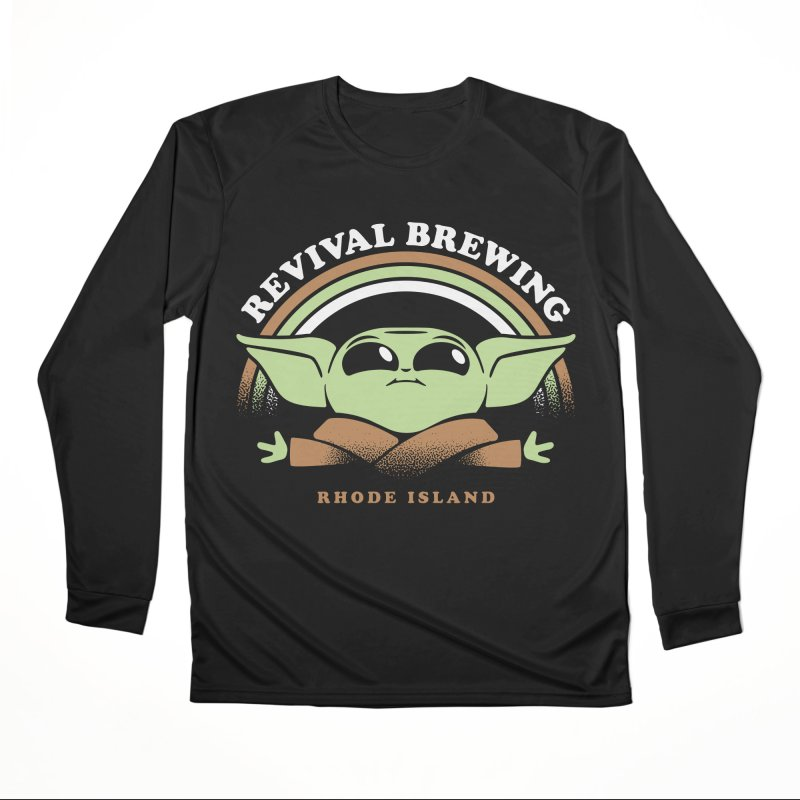Revival Child Women's Longsleeve T-Shirt by Revival Brewing