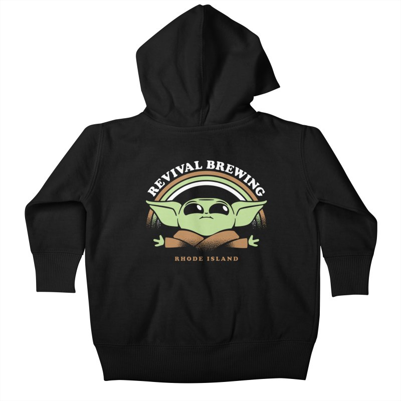 Revival Child Kids Baby Zip-Up Hoody by Revival Brewing