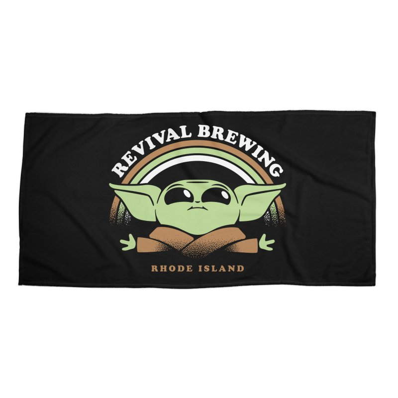 Revival Child Accessories Beach Towel by Revival Brewing