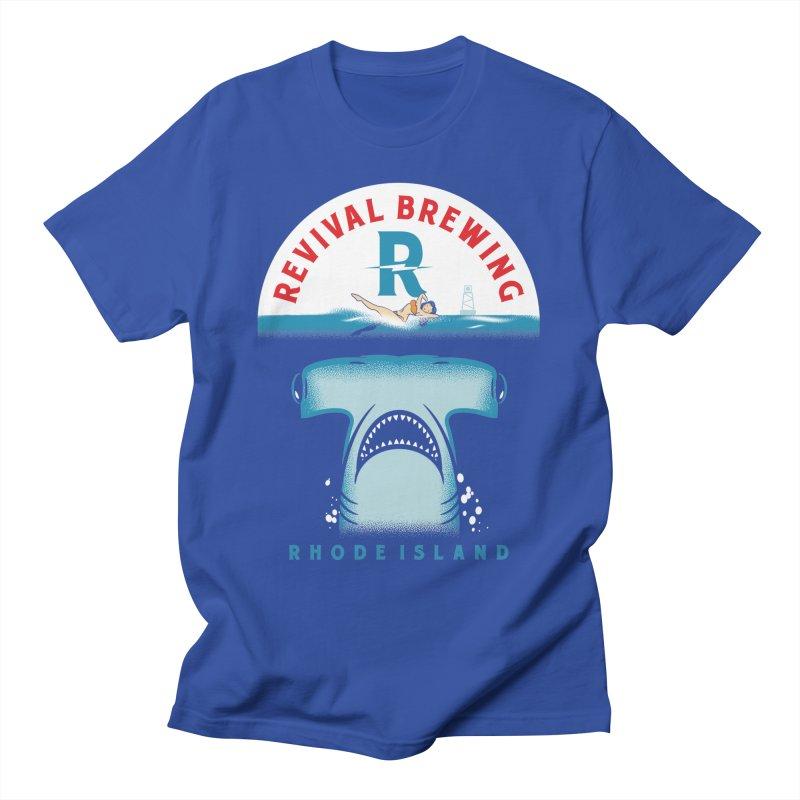 Revival HAMR Swim Men's T-Shirt by Revival Brewing
