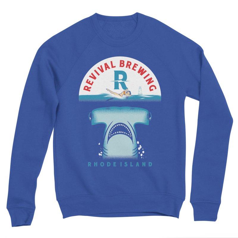 Revival HAMR Swim Men's Sweatshirt by Revival Brewing