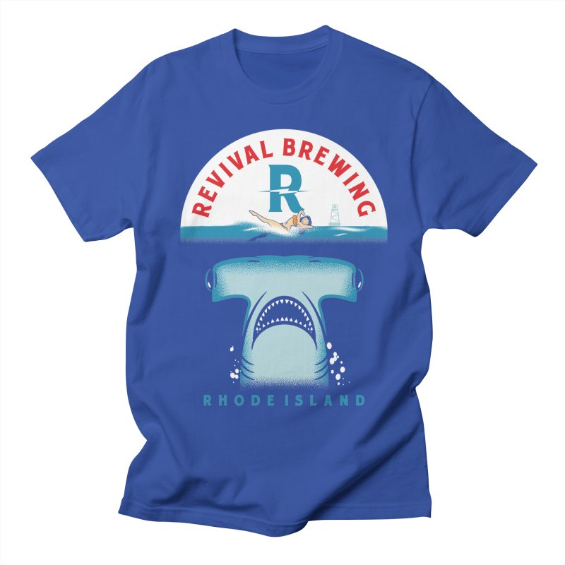 Revival HAMR Swim Men's T-Shirt by Revival Brewing
