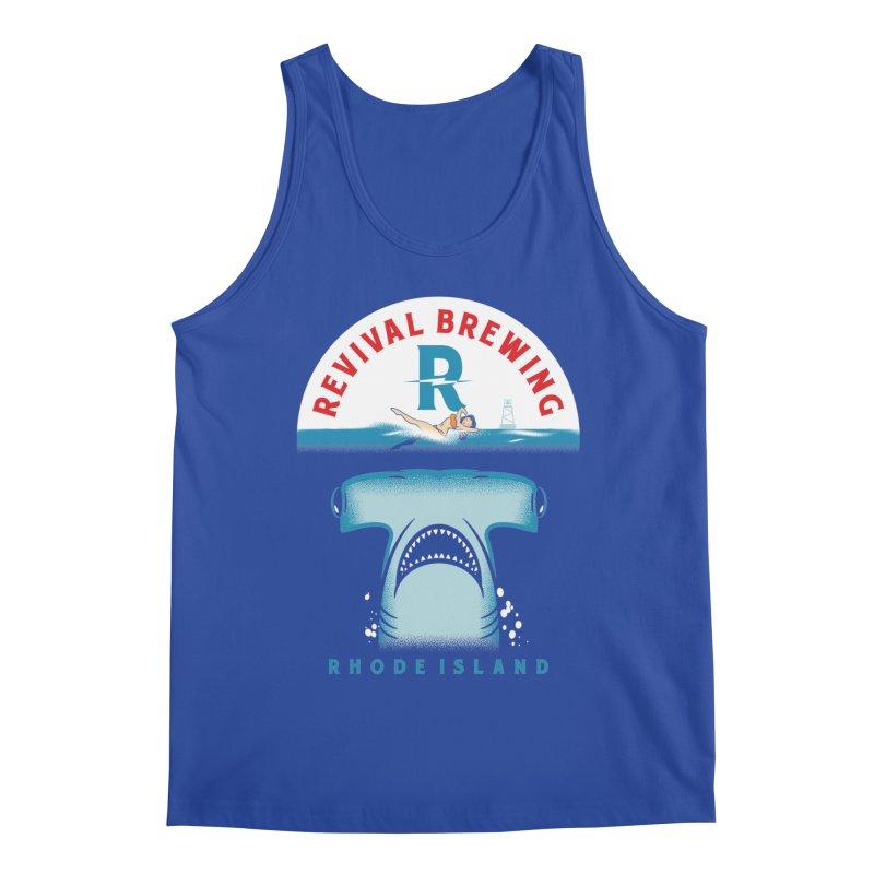 Revival HAMR Swim Men's Tank by Revival Brewing