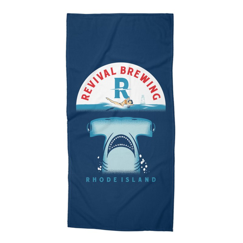 Revival HAMR Swim Accessories Beach Towel by Revival Brewing