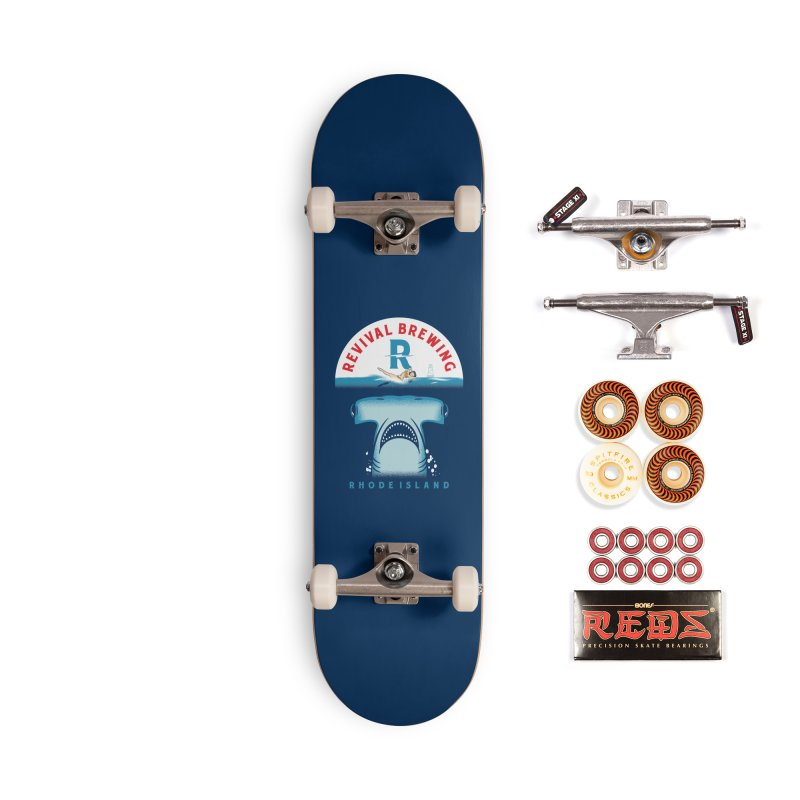 Revival HAMR Swim Accessories Skateboard by Revival Brewing