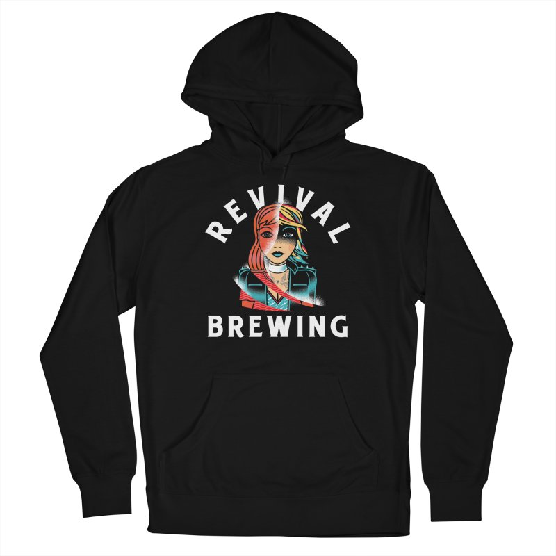 Revival Cindee Men's Pullover Hoody by Revival Brewing