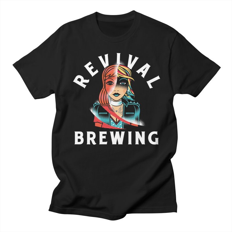 Revival Cindee Men's T-Shirt by Revival Brewing