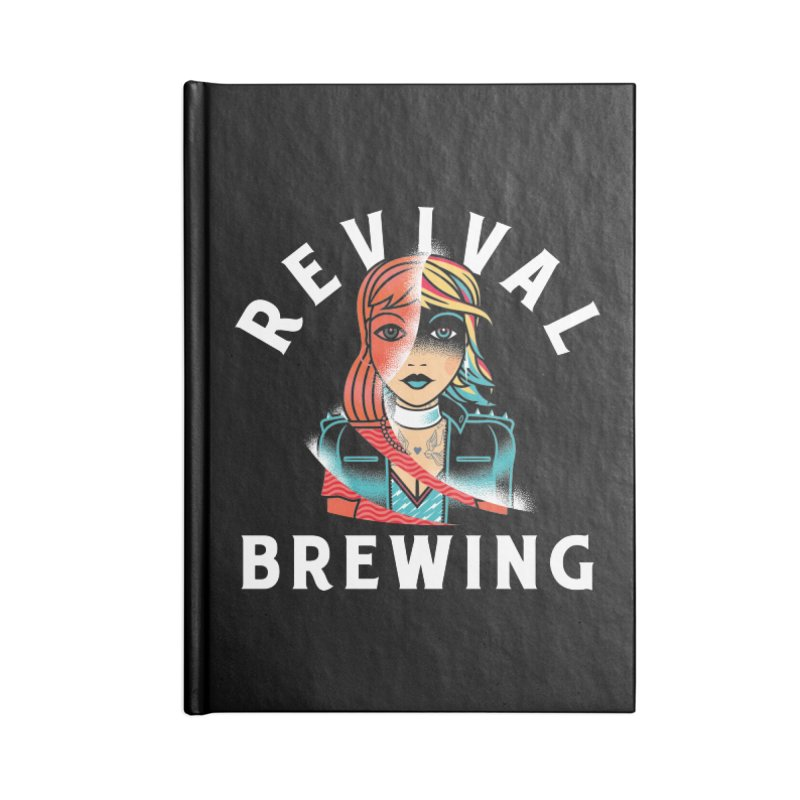 Revival Cindee Accessories Notebook by Revival Brewing