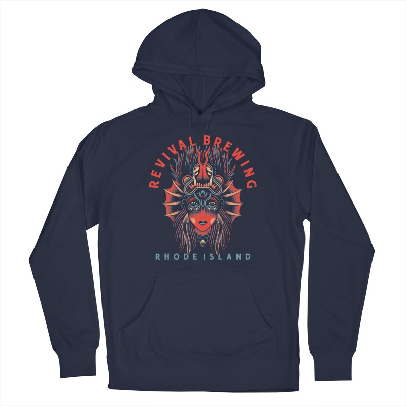 Revival Braise Hell Men's Pullover Hoody by Revival Brewing