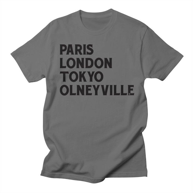 Revival Traveler Men's T-Shirt by Revival Brewing