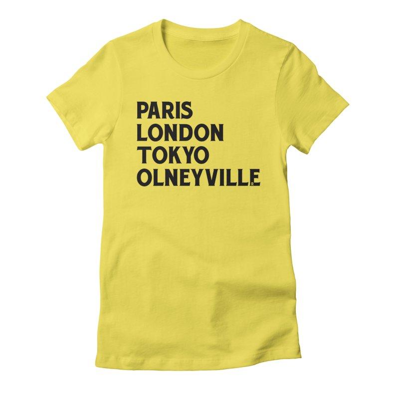 Revival Traveler Women's T-Shirt by Revival Brewing