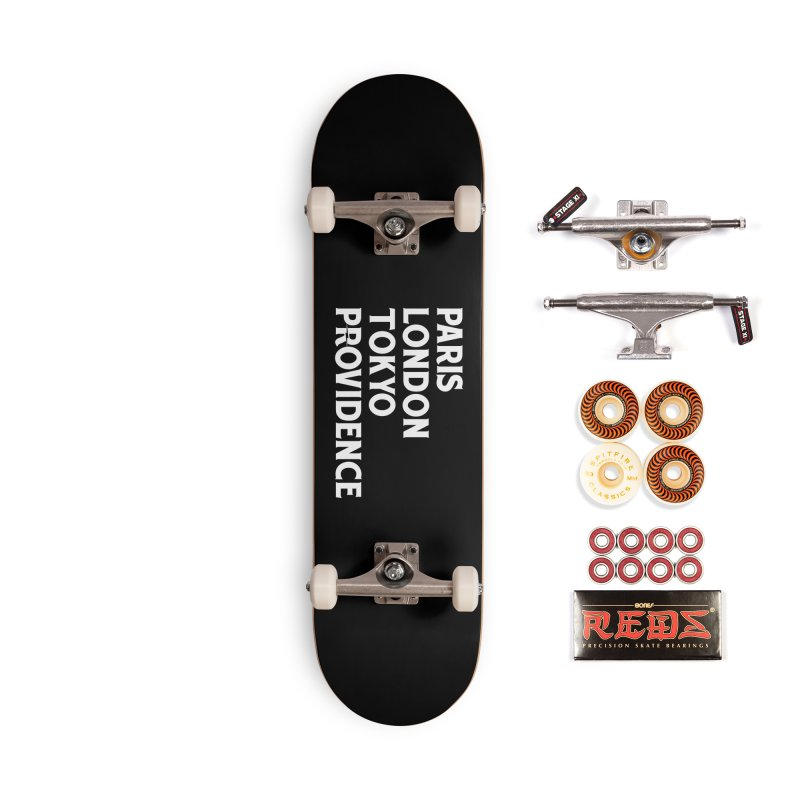 Revival Traveler Bright Accessories Skateboard by Revival Brewing