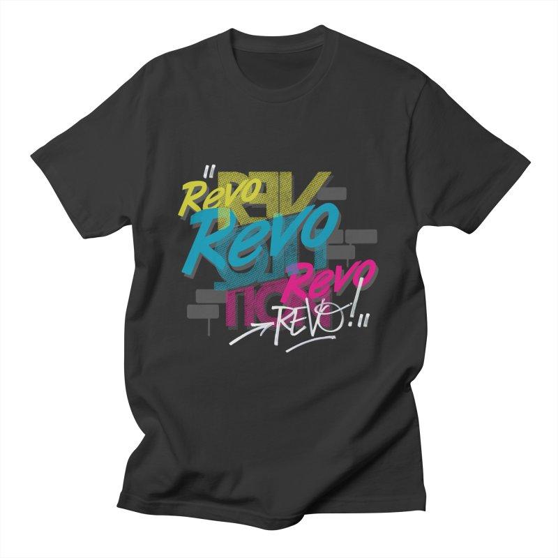 Revo Street Men's T-Shirt by Blue Sky Youth