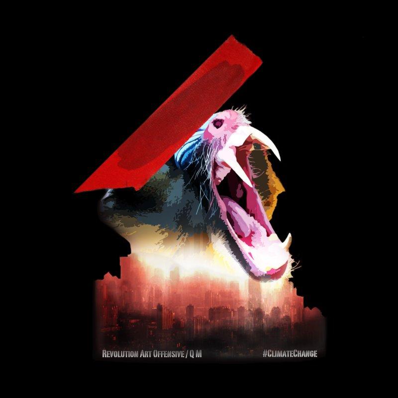 Scream by Revolution Art Offensive