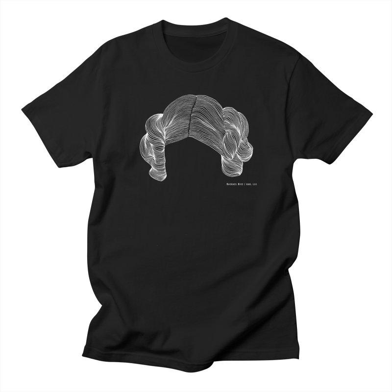 Destroy the Empire White in Men's Regular T-Shirt Black by Revolution Art Offensive