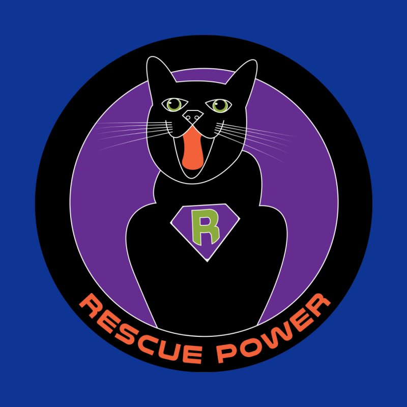 Rescue Power ACTIVATE Cat Houston Hurricane by Revolution Art Offensive