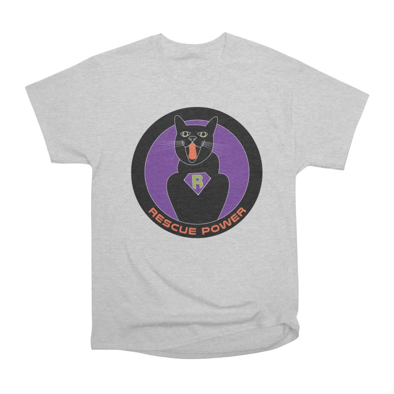 Rescue Power ACTIVATE Cat Houston Hurricane Women's Classic Unisex T-Shirt by Revolution Art Offensive