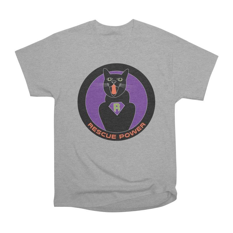 Rescue Power ACTIVATE Cat Houston Hurricane Women's Classic Unisex T-Shirt by Revolution Art Offensive