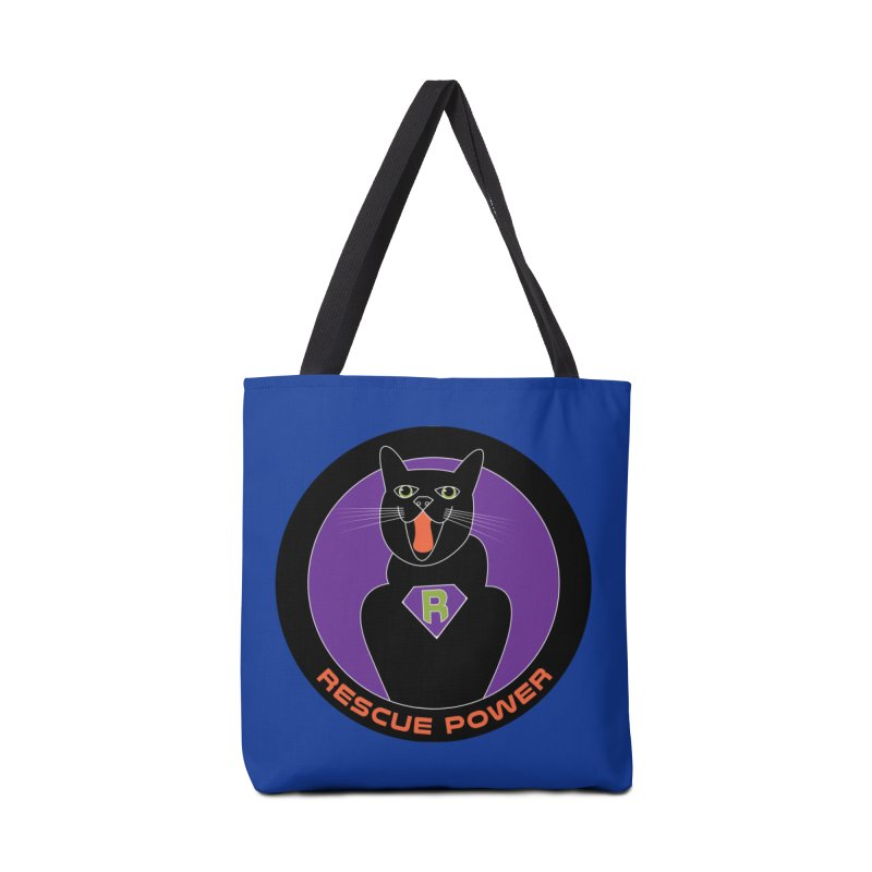 Rescue Power ACTIVATE Cat Houston Hurricane Accessories Bag by Revolution Art Offensive