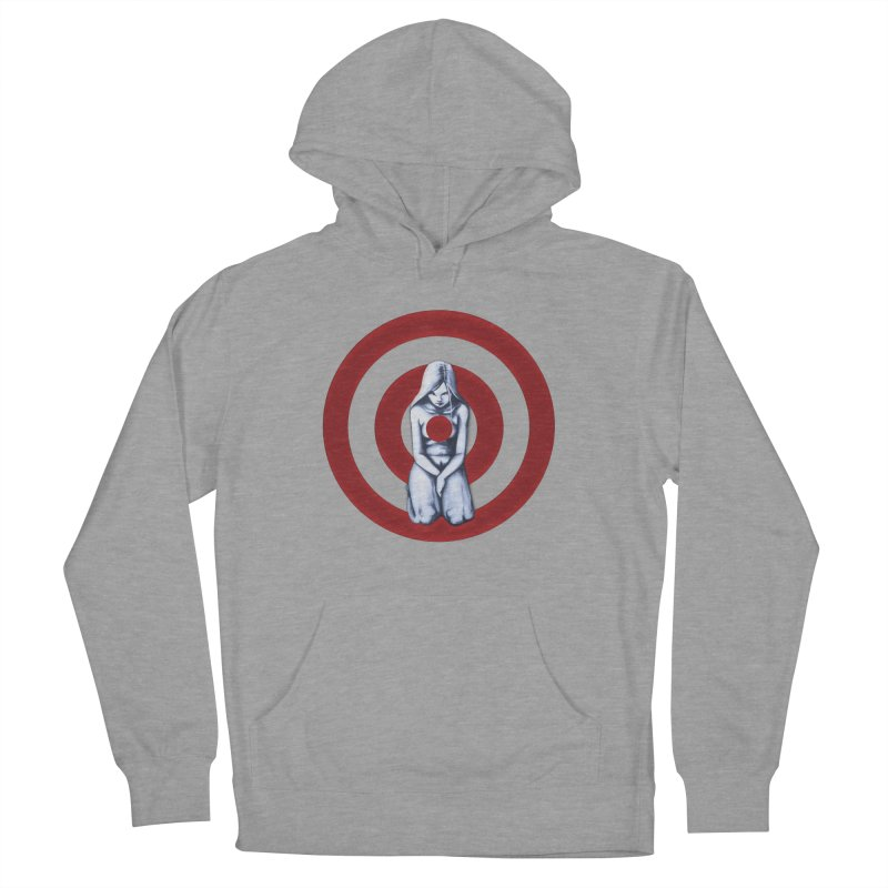 Marked - Get Your Sights Off My Rights Women's Pullover Hoody by Revolution Art Offensive