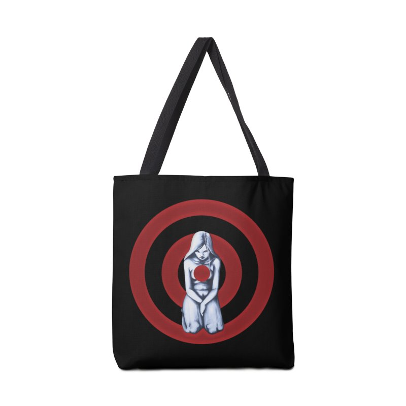 Marked - Get Your Sights Off My Rights Accessories Bag by Revolution Art Offensive