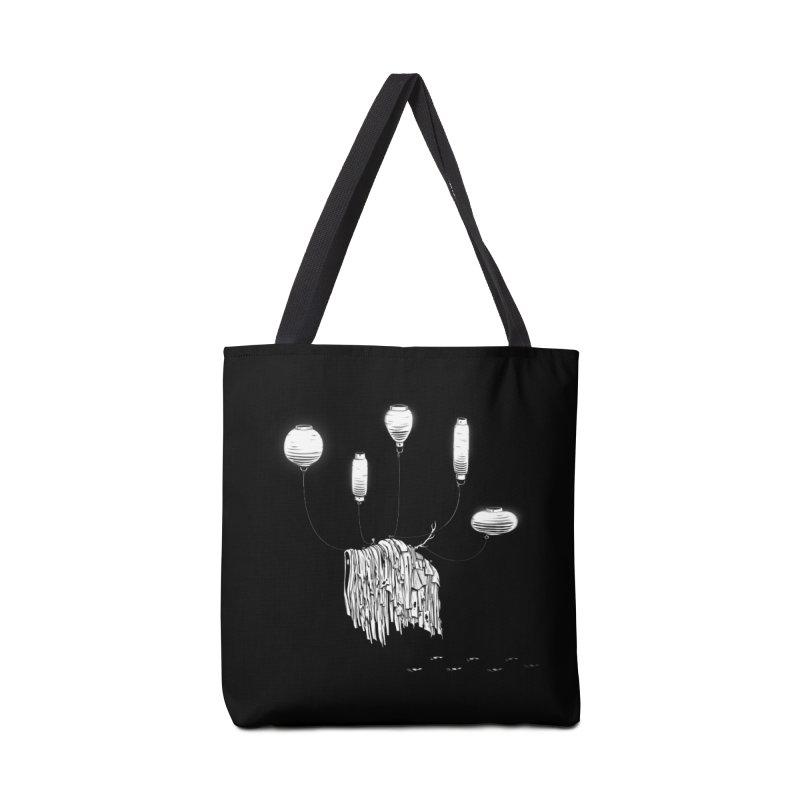 Lantern Monster 1 Accessories Bag by REWFOE