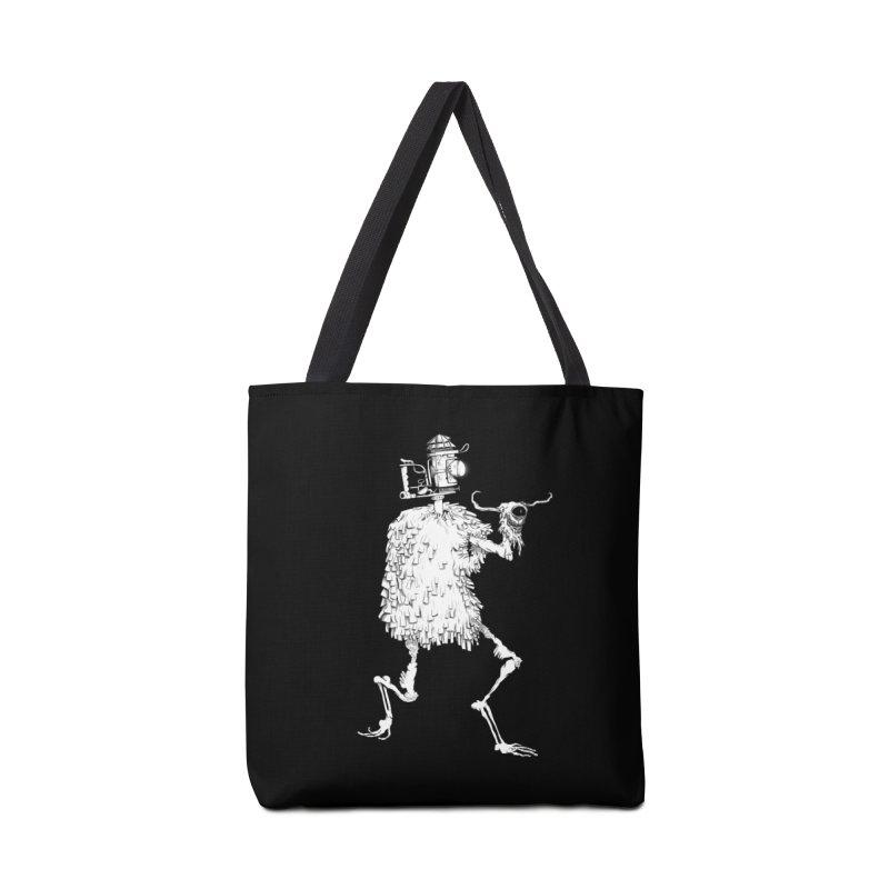 Lantern Monster 2 Accessories Bag by REWFOE