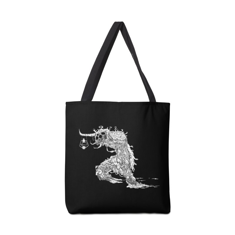 Lantern Monster 4 Accessories Bag by REWFOE