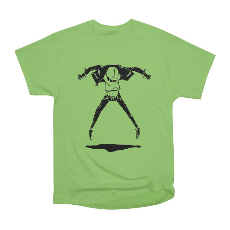 Jumper Guy Women's Heavyweight Unisex T-Shirt by REWFOE