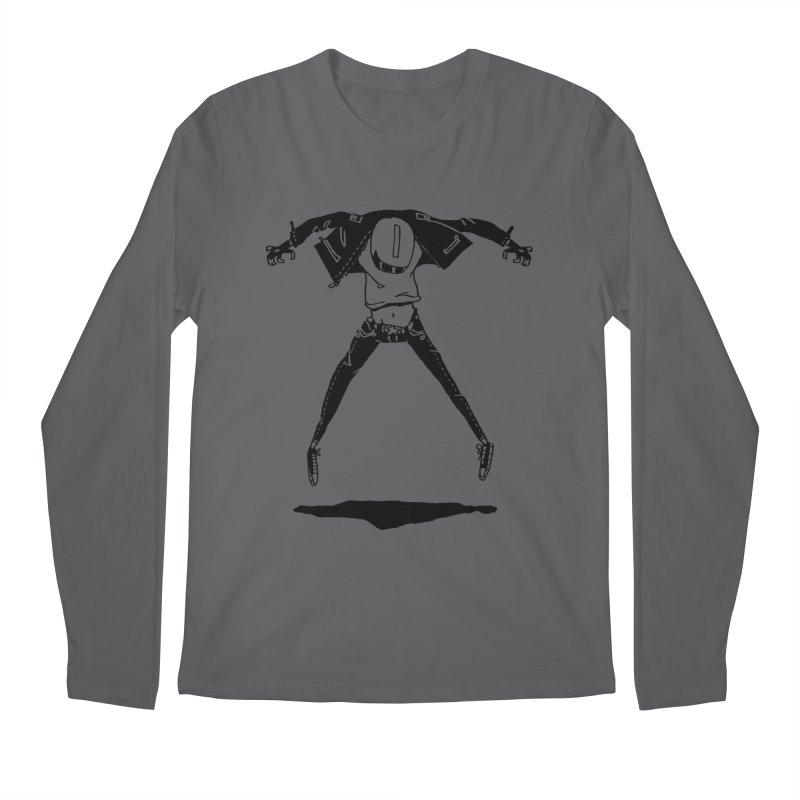 Jumper Guy Men's Longsleeve T-Shirt by REWFOE