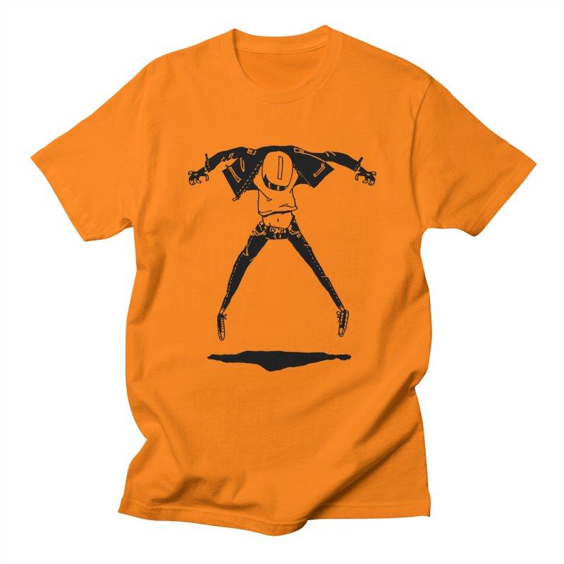 Jumper Guy Women's Unisex T-Shirt by REWFOE