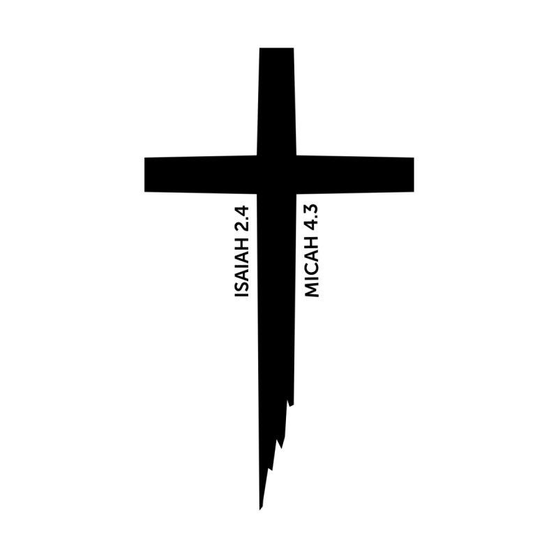 Sword to a Cross Men's T-Shirt by RG Creative