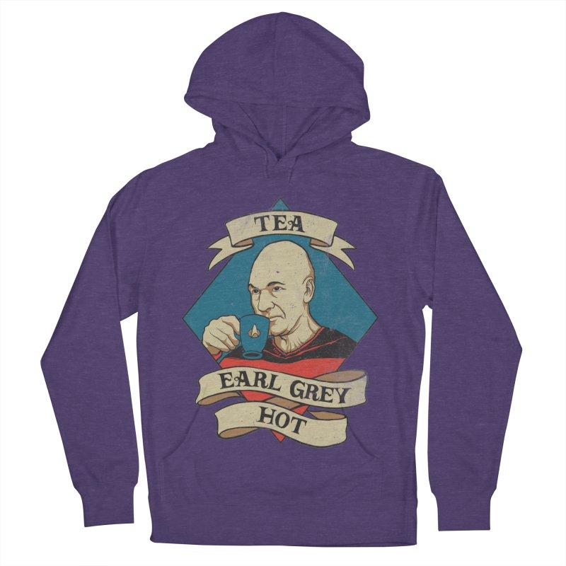 EARL GREY Men's Pullover Hoody by RGRLV