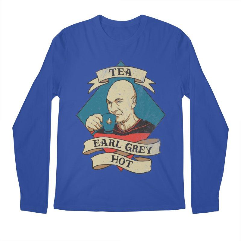 EARL GREY Men's Longsleeve T-Shirt by RGRLV
