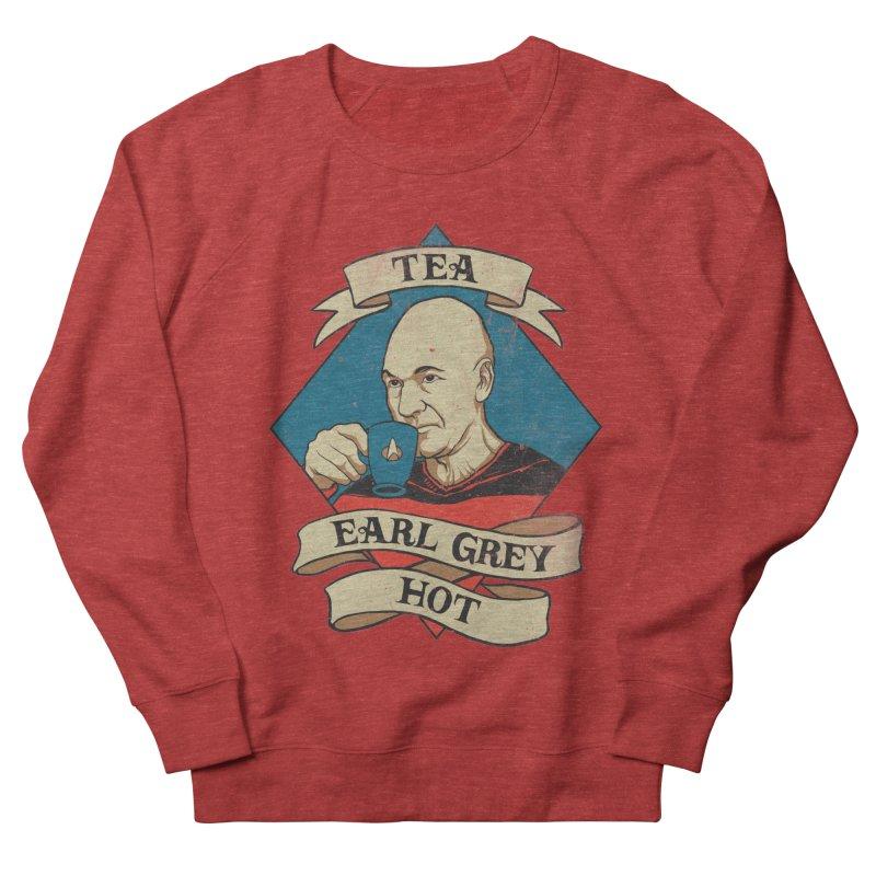EARL GREY Men's Sweatshirt by RGRLV