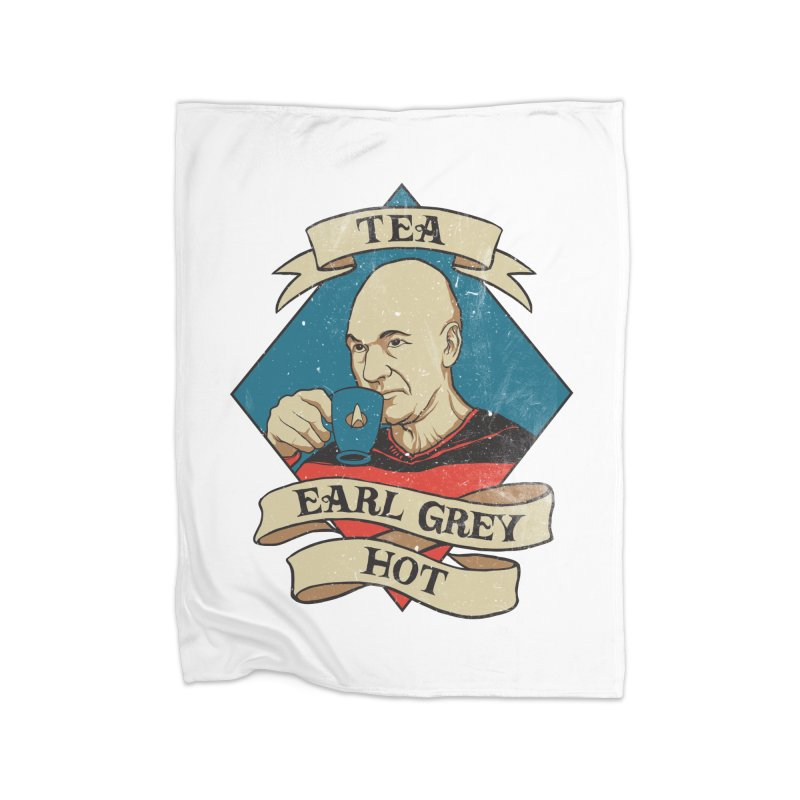 EARL GREY Home Blanket by RGRLV